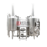 100L / 500L Home Micro Craft Beer Brewery Personalizable Beer Brewing Equipment Fabricante